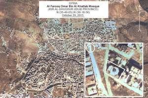 Проверка опровержения Минобороны РФ об авиуадаре по мечети в Сирии