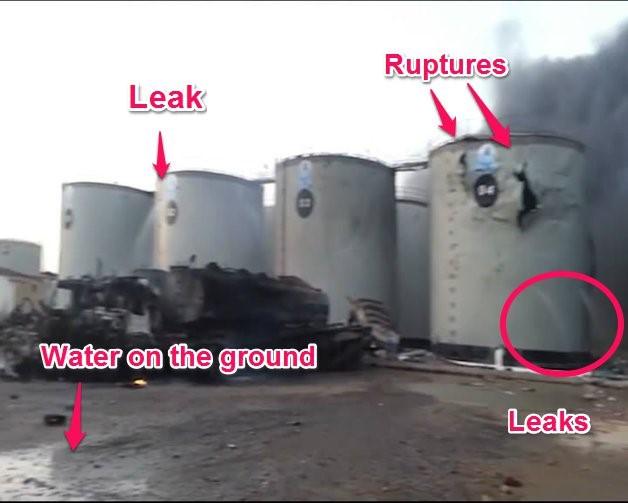 Расследование с использованием открытых источников информации: удары по объектам водоснабжения в Йемене