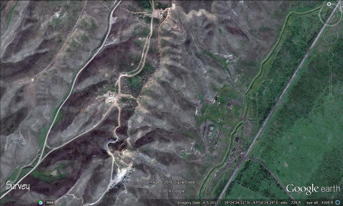 Постепенная эскалация карабахского конфликта со стороны Азербайджана