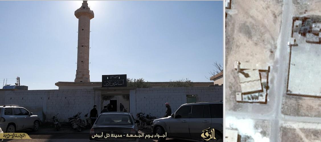 Геолокация: мечеть Умм
