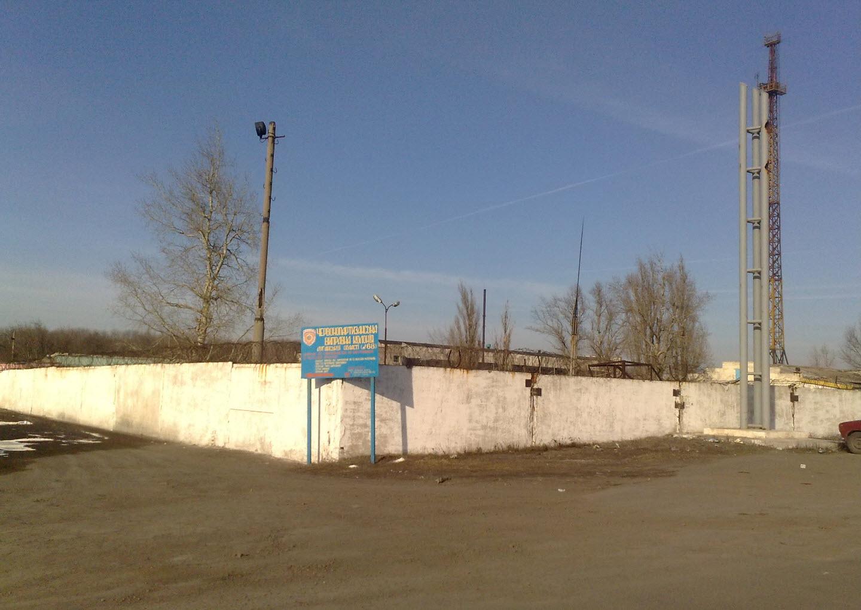 Фото тюрьмы от 2010 года, загруженное пользователем Panoramio skype.rostov (источник)