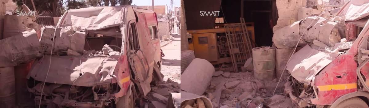Проверка опровержения Минобороны РФ об авиаударе по очередной больнице в Сирии