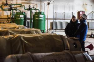 Нехватка воды и угроза химической катастрофы в Донецке