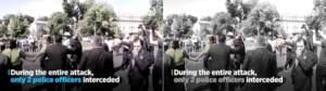 Yaz Gazeteci Yaz – Проверка утверждений «Anadolu Agency» по теме «нападения охранников Эрдогана»