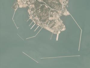 Китайский авианосец «Ляонин» покинул Циндао