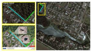 Донецк как на ладони: боевые позиции в жилых районах