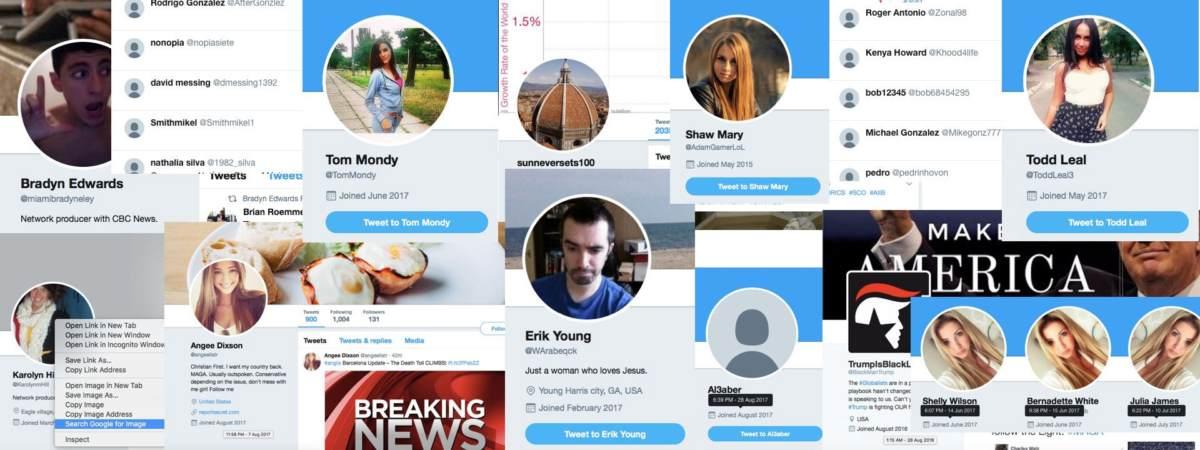 Двенадцать способов распознать бота: как определить, что аккаунт в Твиттере — фейковый
