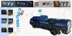 Цифровые поиски машины смертника: Отслеживание синего Hyundai Porter, убившего в Сирии более 100 эвакуировавшихся человек