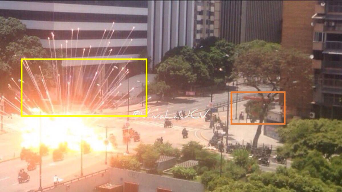 Каракасские бомбы