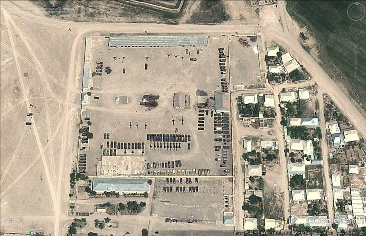 Милитаризация и статус Нахичеванской Автономной Республики