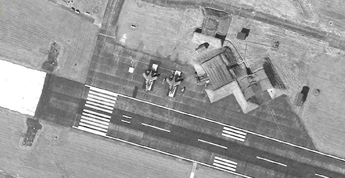 Индия перебросила Су-30МКИ на авиабазу Хасимара