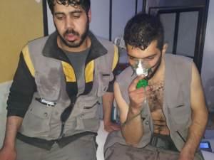 Силы Асада в четвертый раз с начала 2018 года применили химическое оружие в Восточной Гуте