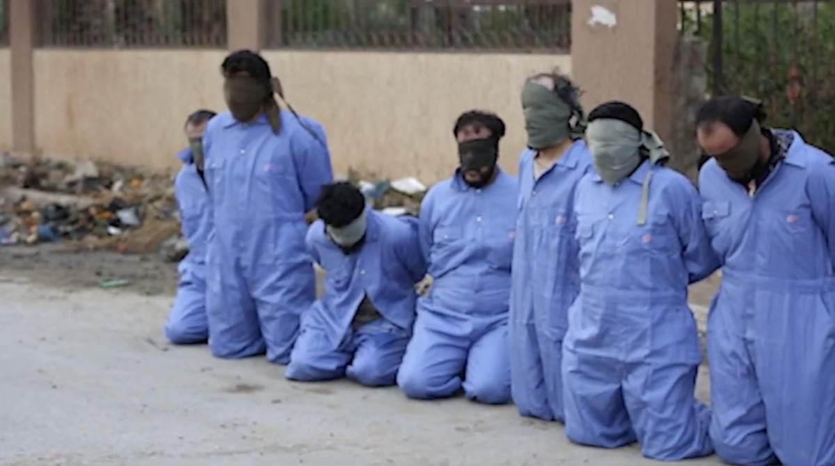 Ливийский палач продолжает казни, несмотря на ордер на его арест