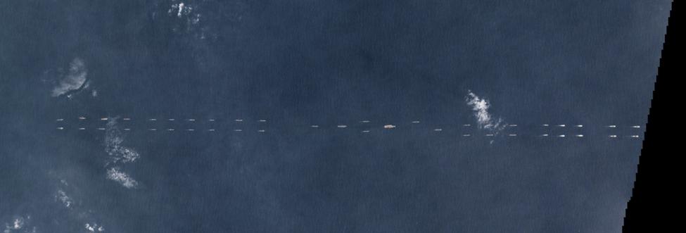 Хроники мобилизации ВМС НОАК в Южно-Китайском море