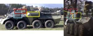 Новое российское средство радиоэлектронной борьбы в Горловке?