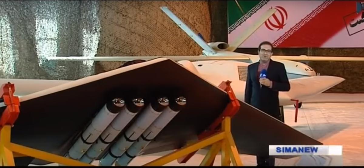 «Сентинел», «Сэкех» и «Симург». Обзор новых иранских беспилотников в Сирии на основании открытых источников