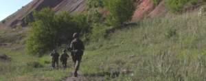 Украина взяла под контроль село под Горловкой