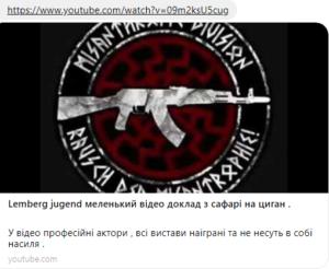 Нападение на лагерь ромов в Украине: кто такие «Трезвая и злая молодежь»?