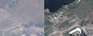 Сбитый дрон, слитые видео и роль новых российско-сепаратистских СМИ в информационной войне