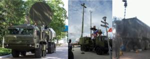 Новые российские системы радиоэлектронной борьбы на востоке Украины