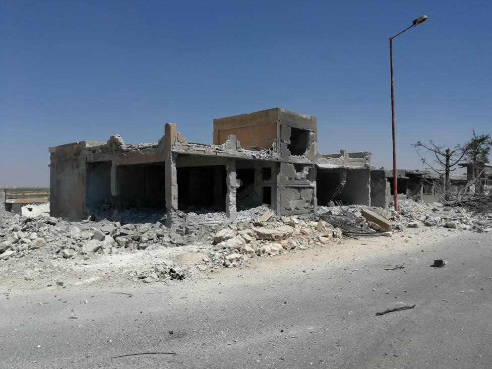 Битва за Идлиб началась бомбежкой медицинских и спасательных объектов