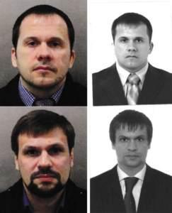 Подтверждена служба в ГРУ подозреваемых в отравлении Скрипалей: раскрыты предыдущие операции в Европе
