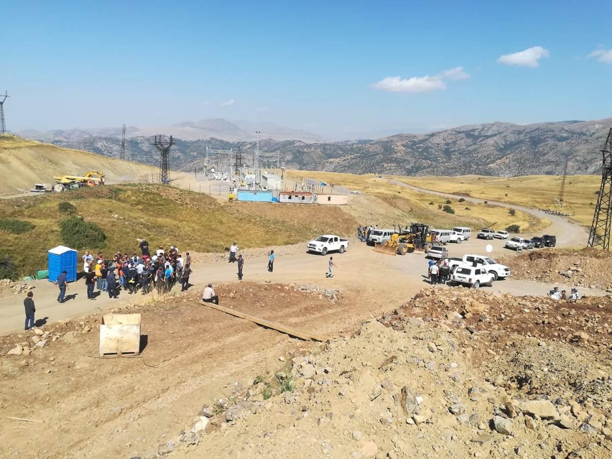 Экоактивисты остановили строительство на армянском золотом руднике