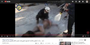 Профилактика, выявление и лечение викарной травмы при расследовании событий на Ближнем Востоке