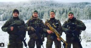 Мониторинг учений НАТО Trident Juncture по открытым источникам.