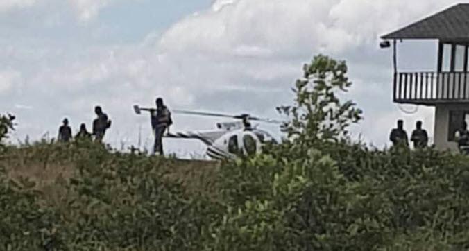 Идентификация летательных аппаратов в операции в Канайме, Венесуэла