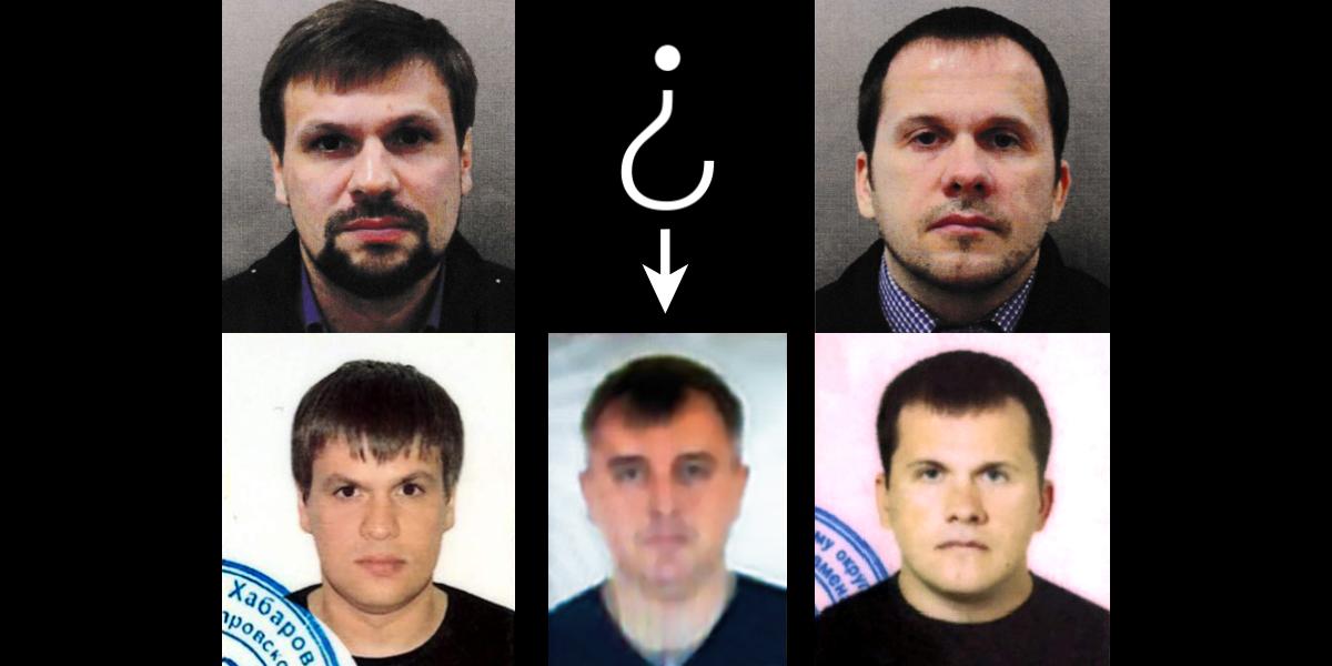 Третий подозреваемый в отравлении Скрипалей идентифицирован как высокопоставленный офицер ГРУ Денис Сергеев