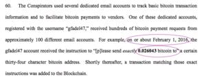 Как отследить противозаконные сделки при помощи блокчейна на примере обвинительного заключения Мюллера