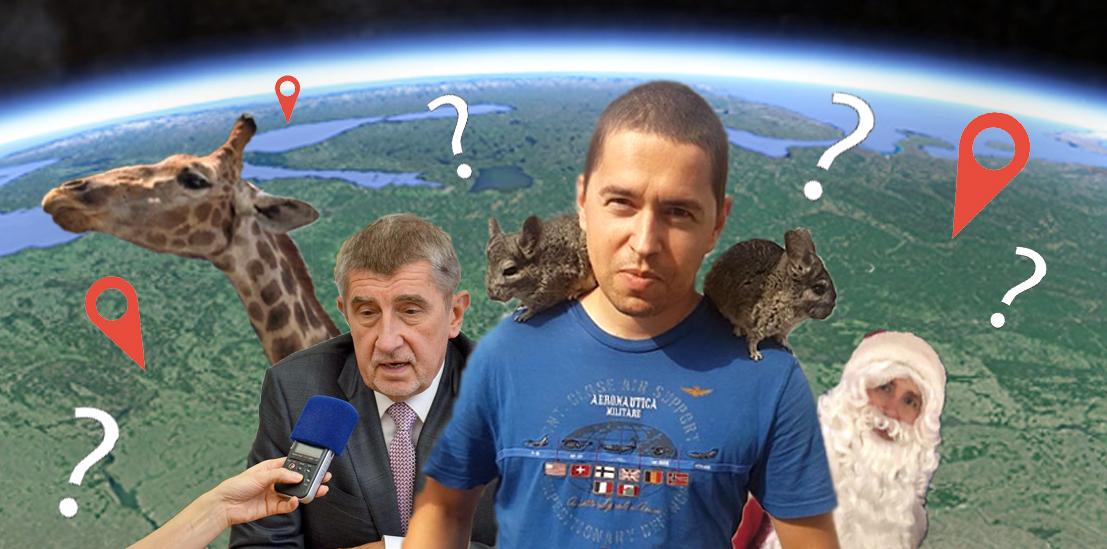 Где Андрей Бабиш? Проясняем тайну предполагаемого похищения с помощью геолокации