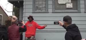 Банда националистов «срывает маски» с левых активистов в Портленде