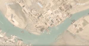 Иран строит новый танкер на острове Садра