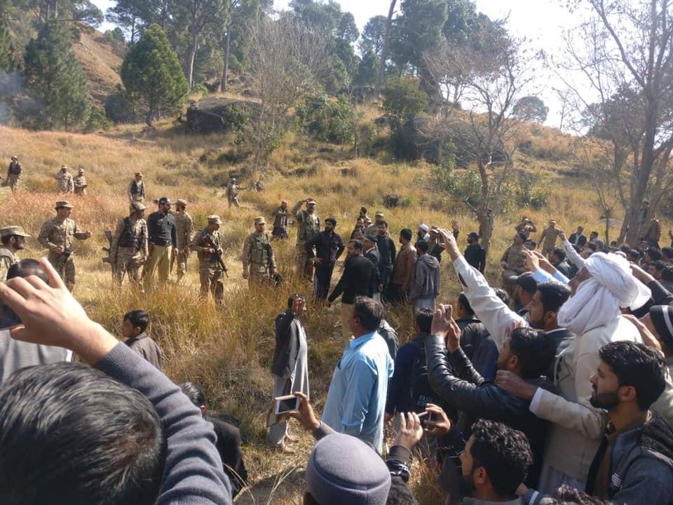 Геолокация и философский камень в Кашмире