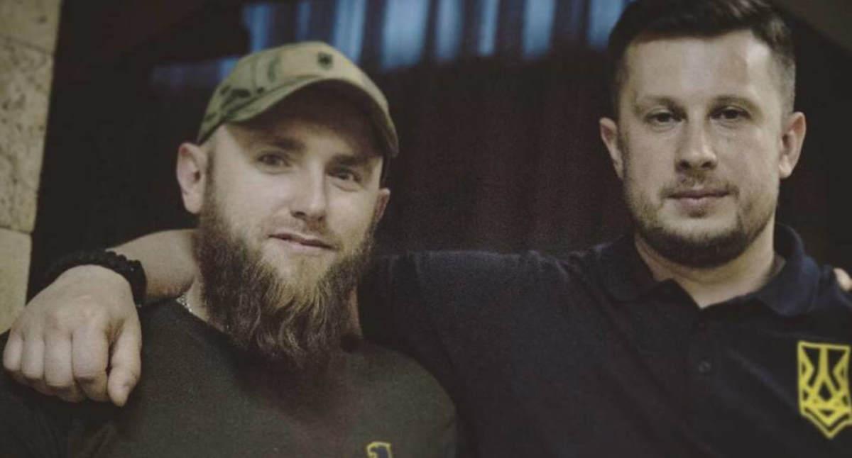 «Жесткая» группировка российских неонацистов обосновалась в Украине