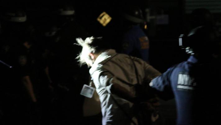 Протесты в США: правоохранители намеренно применяют насилие против журналистов