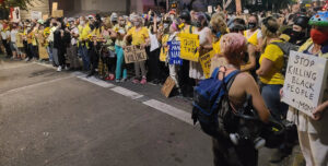 Битва за Портленд: что происходит в городе