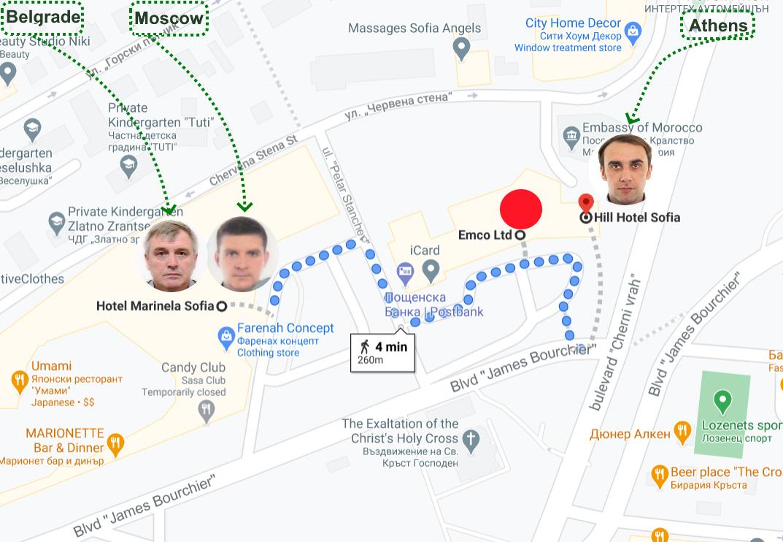Анатомия тройного отравления: новые подробности провала ГРУ в Болгарии.