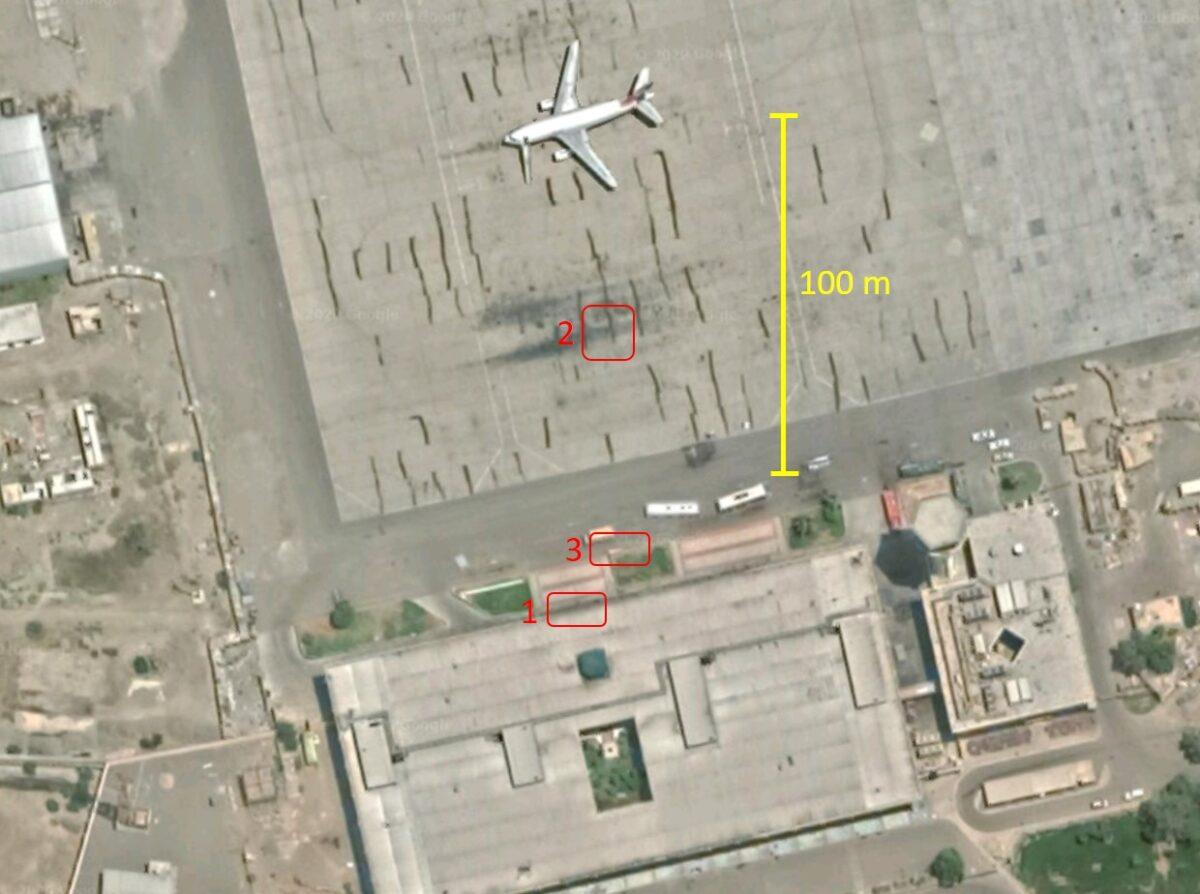 Ракеты над Йеменом, или провал атаки хуситов на аэропорт Адена