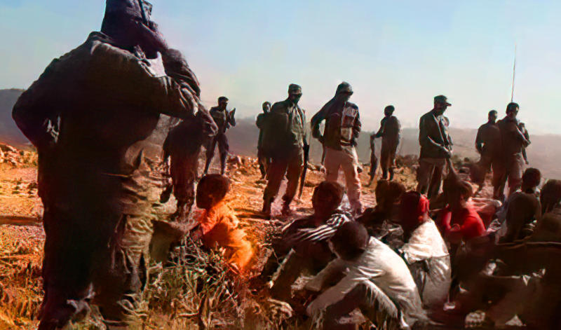 Махбере Дего: расследование массового убийства на скале в Эфиопии