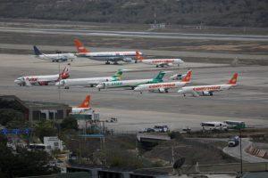 Запуск открытой базы данных воздушного трафика для Венесуэлы