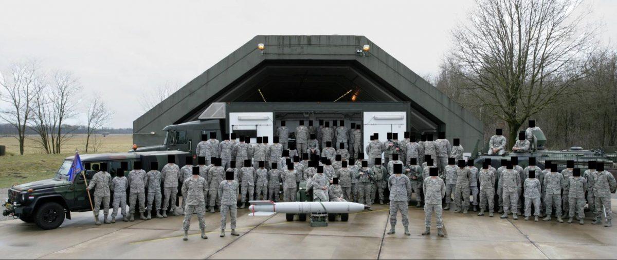 Американские солдаты раскрыли местонахождение ядерного оружия через приложения с карточками