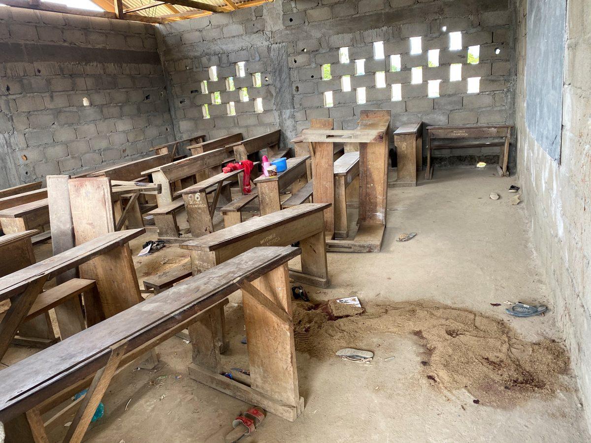 Как детей сделали пешками в англофонном кризисе в Камеруне