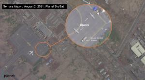 Использует ли Эфиопия иранские боевые беспилотники?